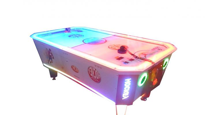 RGB FULL ANİMASYONLU IŞIKLI AIR HOCKEY